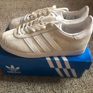 Adidas Originals Suede Gazelle Shoes Womens Sz 7